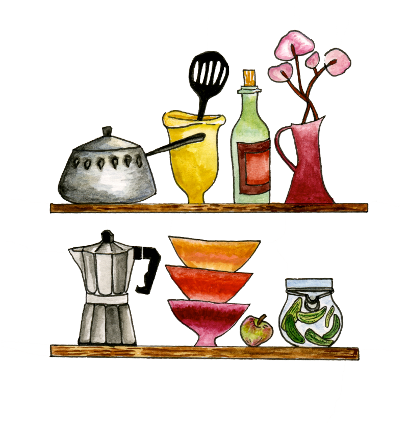 Utensils illustration